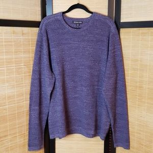 🚨NEW LIST Michael Kors Knit Crewneck Sweater XXL